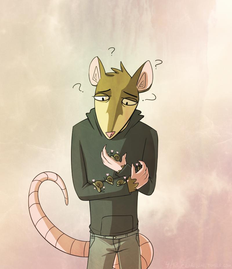 Rat and Snails