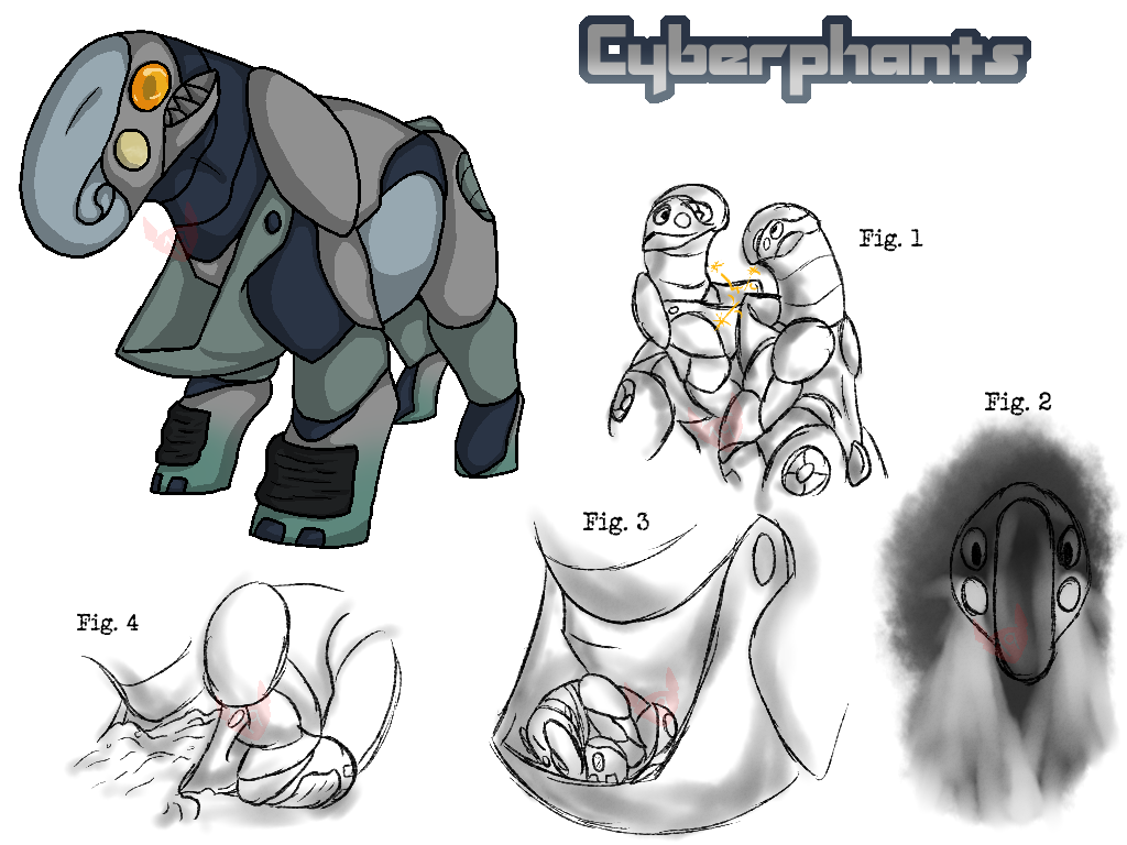 Cyberphants