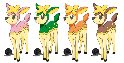 A Deerling For All Seasons