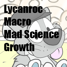 Growing Lycanrocs [MattMacroPika One Page Warmup]