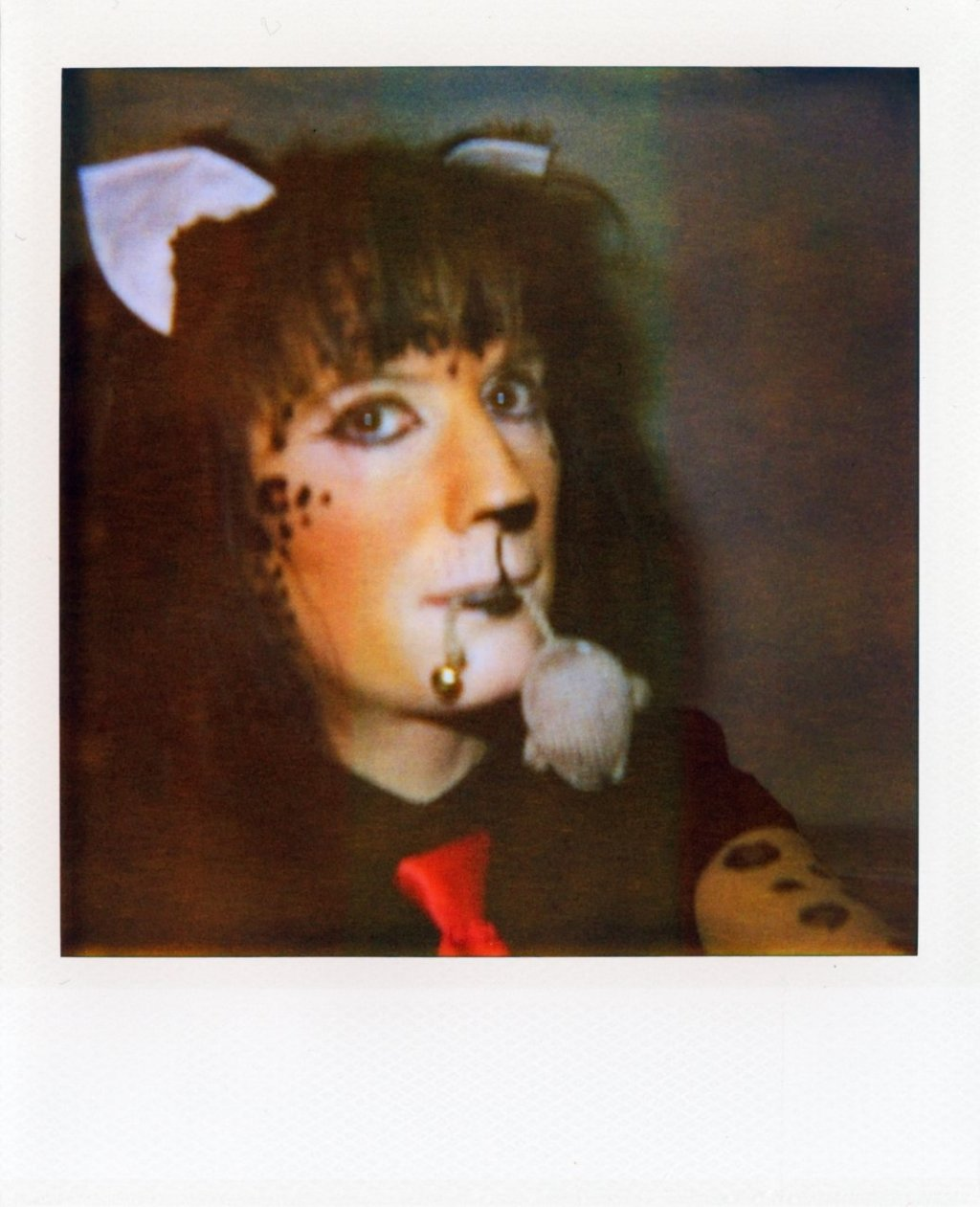 Polaroid Self-Portrait