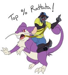 Top Rattata