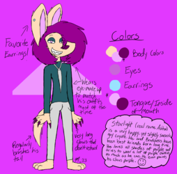 Starlight Reference Sheet
