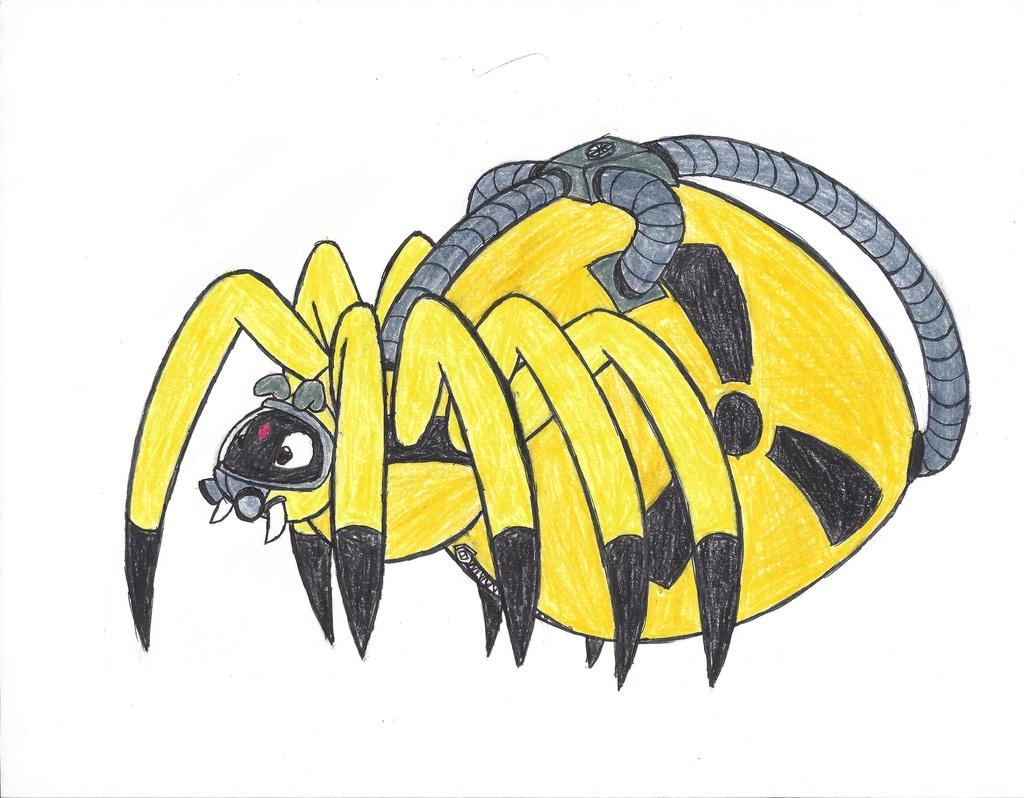 H.M.A. (Hazardous Materials Arachnid)