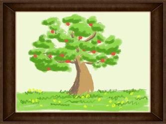 A Quaint Little Tree