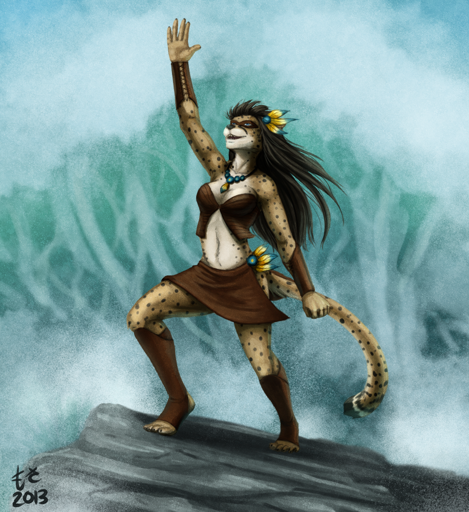 Featured image: [COMM] Strong as the Sea