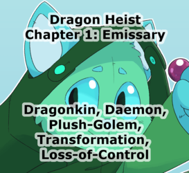 Dragon Heist: Chapter 1: Emissary
