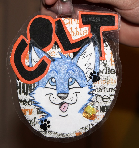 Colt badge