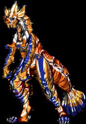 Tyrannosaurus Shrimp