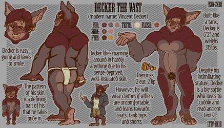 Feb '18: Decker Character Sheet
