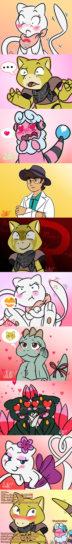 Ask Abra and Mew Emoji challenge compilation