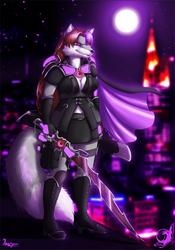Violetta - Pose 1