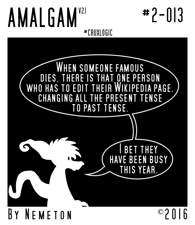 AmalgamV2 - #2-013 - A Thankless Job — Weasyl