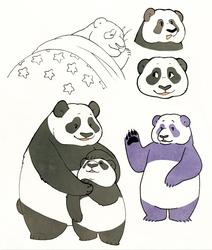 scrapped panda