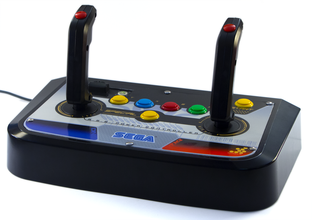 Most recent image: Sega Twin Stick for Xbox 360