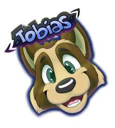 Headshot badge - Tobias