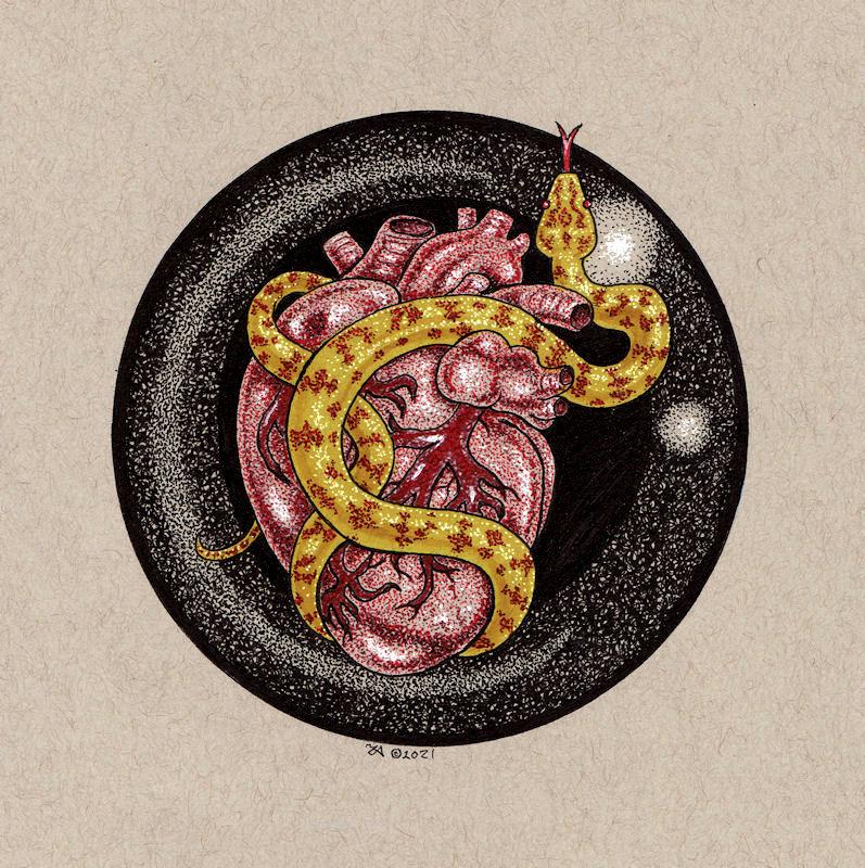 Serpentine Heart
