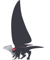 Thunder (Dragon? Form)