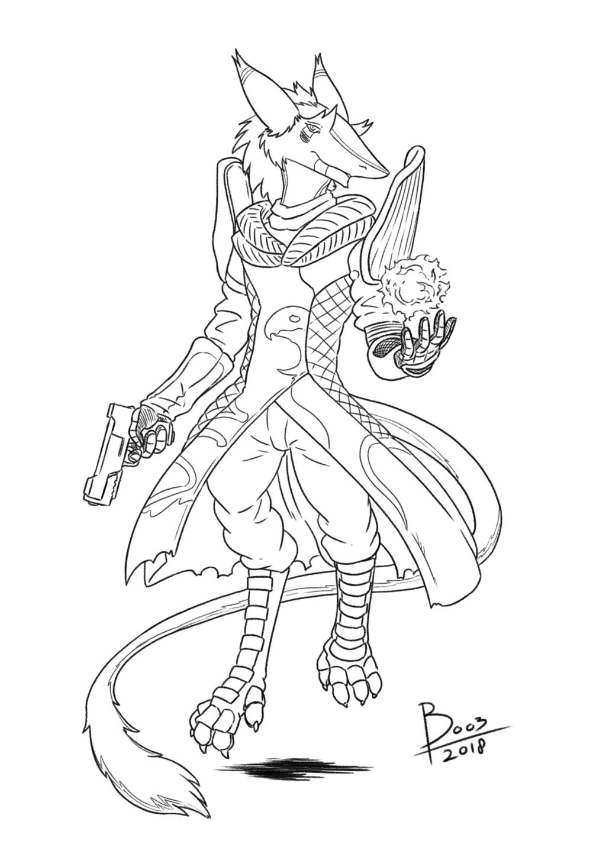 Most recent image: Warlock [Kalraas comm]