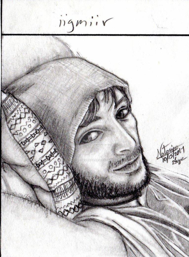 Most recent image: Portrait