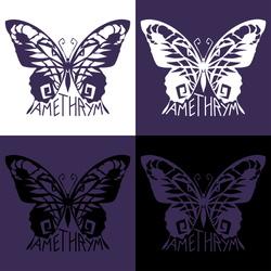 Amethrym Logo & Watermark