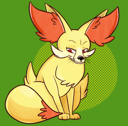 Theres more than one way to skin a Fennekin!!