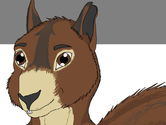 American Red Squirrel Adopt $8 (Open)