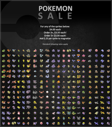 Pokemon Sale!