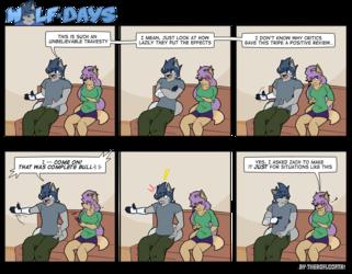 WolfDays - Muted