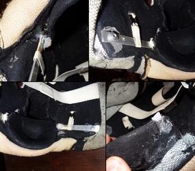 Rapair Suithead from Amrhok - before repair