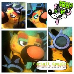 Fursuit Goggles