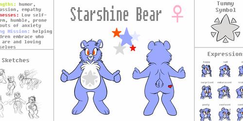 Starshine Ref Sheet