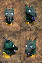 Sergov the Dragon Head