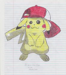 Gangsta Pikachu