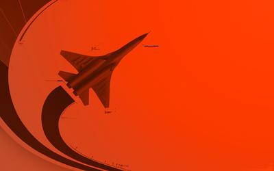 aerodynamic - red - wp