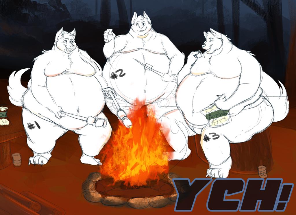 Yummy Marshmallows! - YCH - SB Only $1!