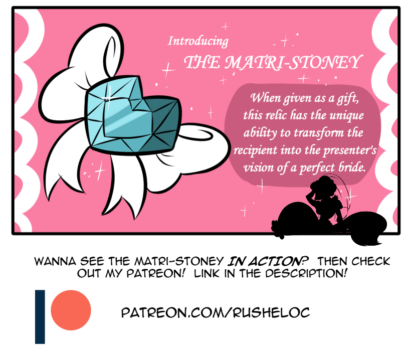 Most recent image: Matri-stoney Comic - Early Access on Patreon!
