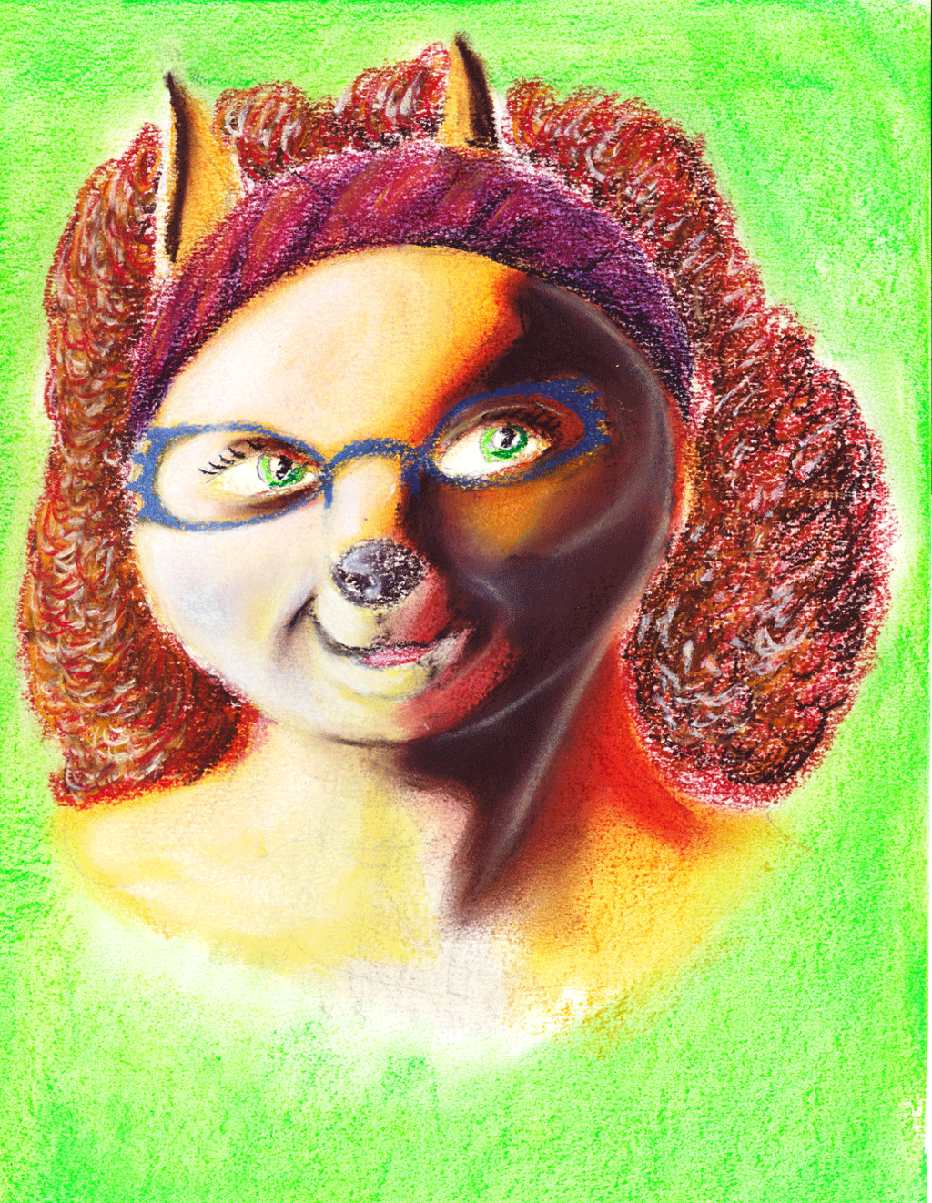 Maeve - portrait