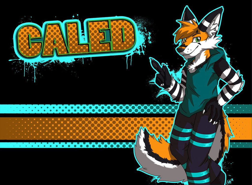 Art Trade with Caled