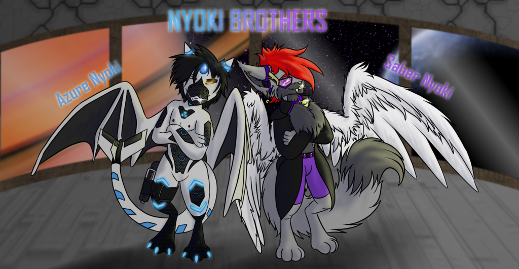 The Nyoki Brothers