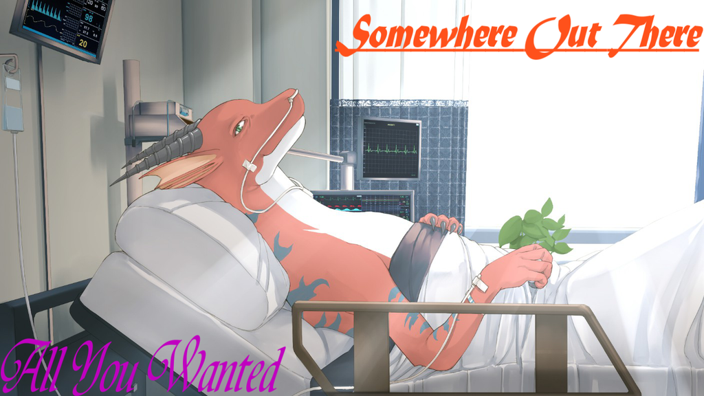 Somewhere Out There Act 13 - All You Wanted