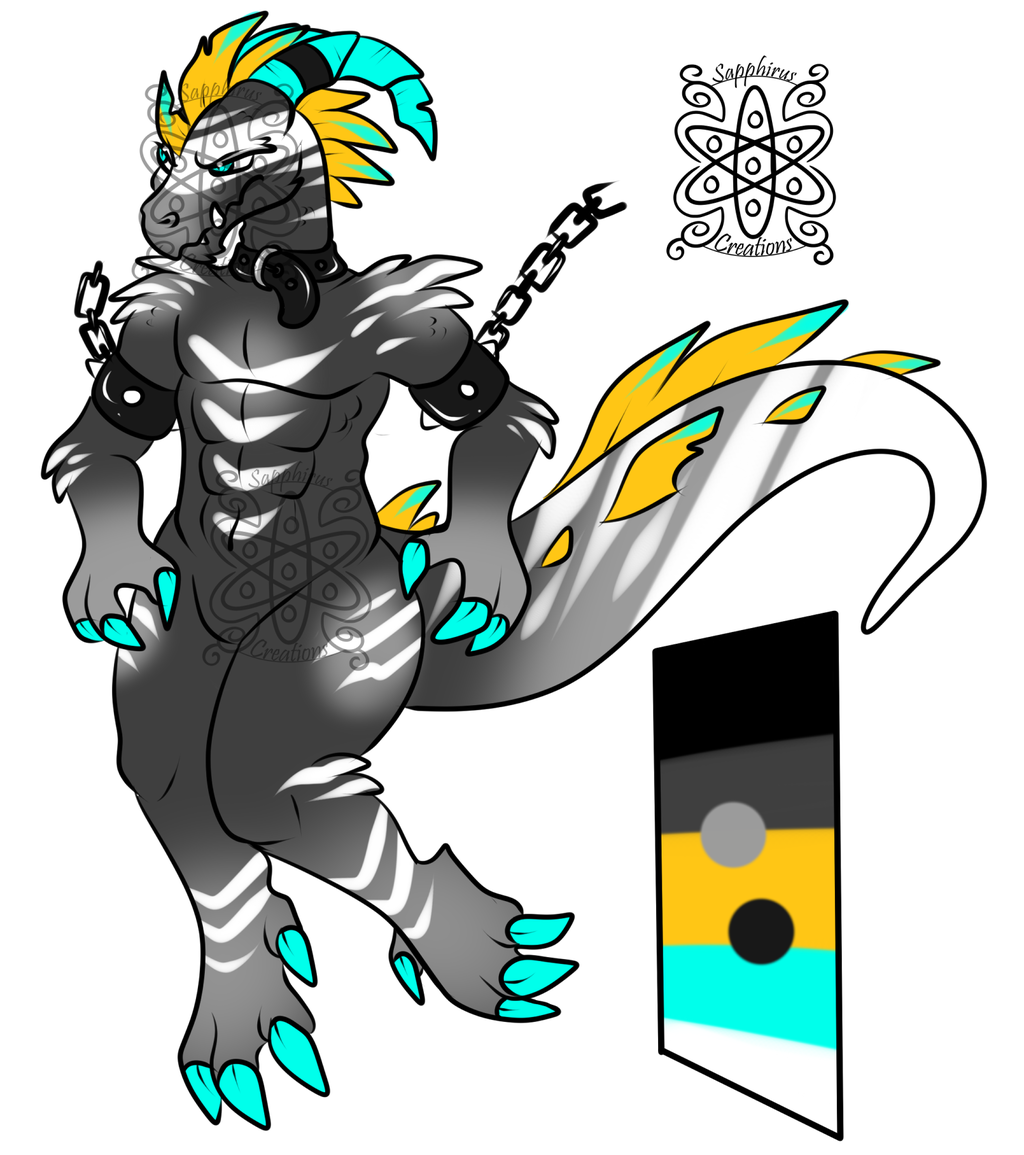 Male Kobold +Design+ (SOLD)