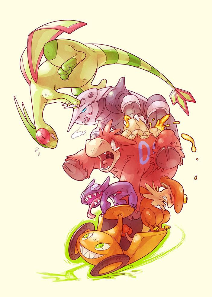Team Citrus