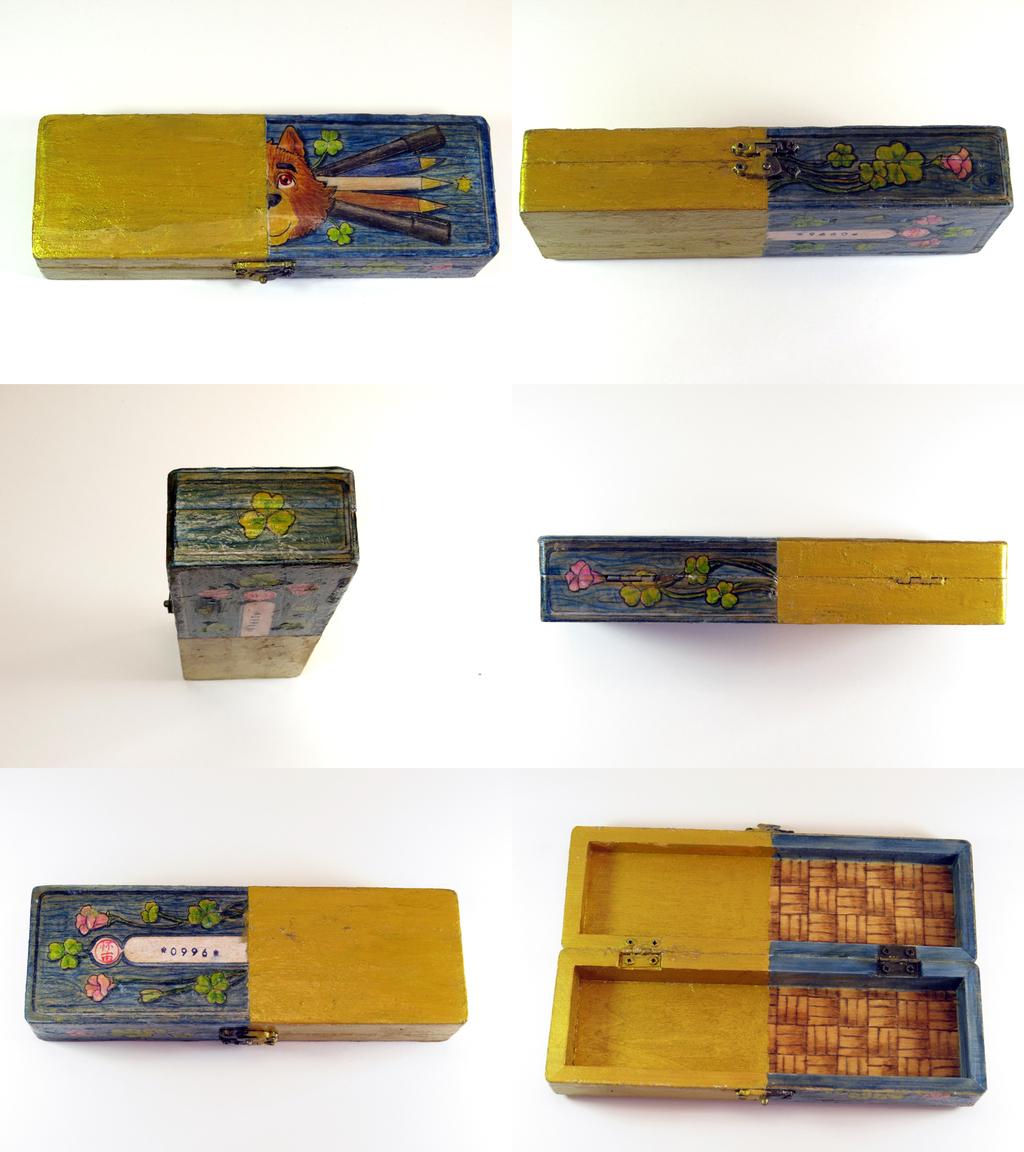 996 - The Golden Box