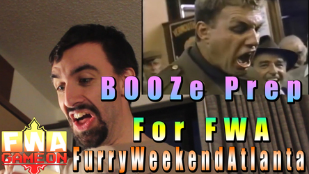 VIDEO Furry Weekend Atlanta Booze It Up and Prepare 2017
