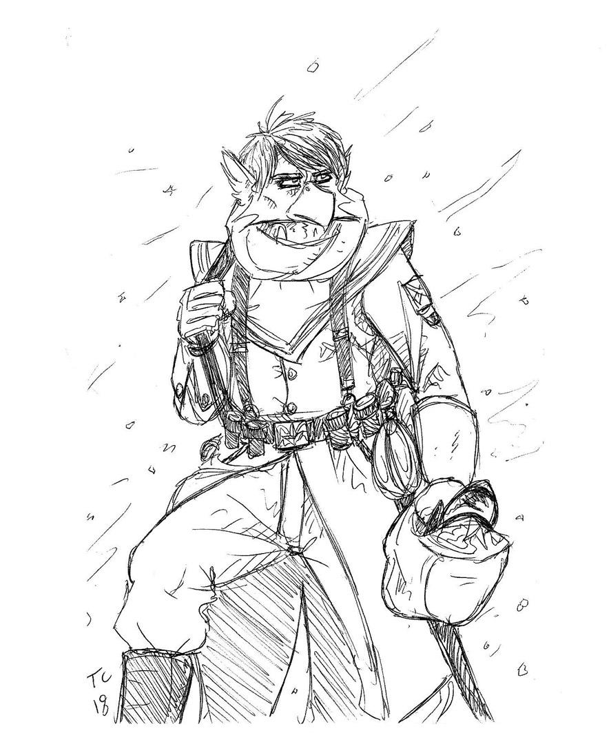 Hans - Snowy March