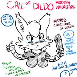 Call of Dildo