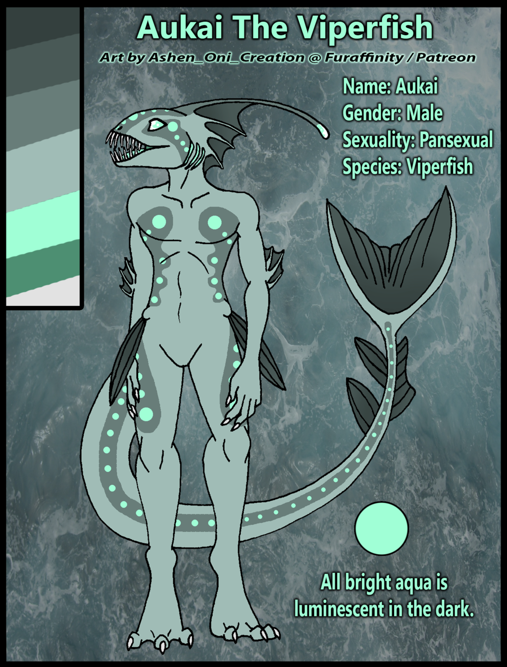 Commission - Aukai Reference