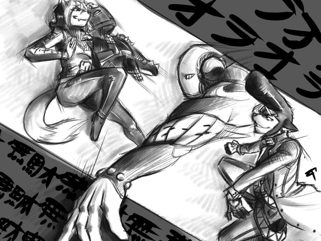 The Phantom Blood's Battle Tendancy for Stardust Crusaders