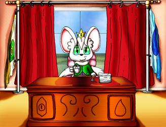 King Conrad Katsuo's Head Office (Commission)